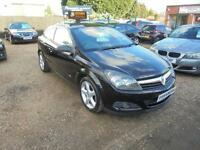2006 56 VAUXHALL ASTRA 1.9 SRI CDTI 8V 3D 120 BHP 60 POINT CHECK INCLUDED DIESEL