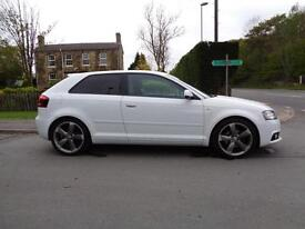 Audi A3 2.0TDI ( 140ps ) 2012MY Black Edition