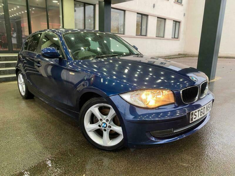 BMW 1 SERIES 116d Sport 5dr LOW MILEAGE MOT FOR YR INSURANCE GROUP 18