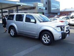2008 Nissan Pathfinder Ti Wagon Hobart CBD Hobart City Preview
