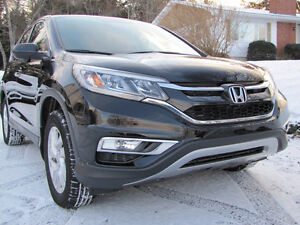 2015 Honda CR-V Ex-L All Wheel Drive