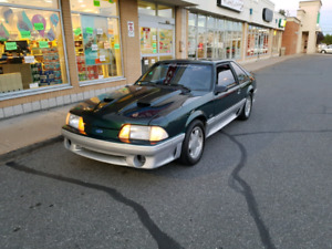1992 Ford Mustang GT foxbody