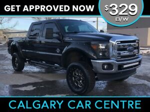 2015 Ford F-350 $329B/W TEXT US FOR EASY FINANCING! 587-582-2859