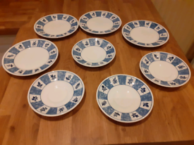SIDE PLATES & SAUCERS