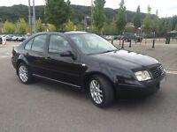 2005 VW BORA 1.9 TDI HIGHLINE 100 BHP REMAPPED BLACK LEATHER