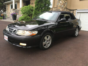 2003. SAAB 9-3 SE, CONVERTIBLE, ONLY 88,000 miles