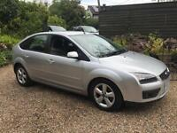 2007 57 FORD FOCUS 1.8 TDCi 115 TURBO DIESEL ZETEC CLIMATE 5 DOOR HATCH MANUAL