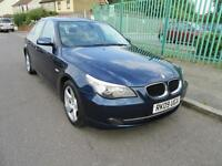 2009 BMW 5 SERIES 520D SE 2.0TD BUSINESS EDITION AUTOMATIC DIESEL