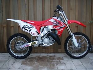 Looking for CR125 parts