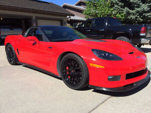 2013 Chevrolet Corvette ZR1 Coupe (2 door)