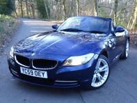 2009 59 BMW Z4 3.0i auto sDrive30i..EYE CATCHING COLOUR..HIGH SPEC..STUNNING !!
