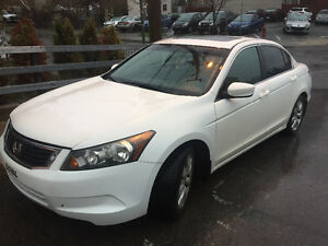 2008 Honda Accord Sedan GPS