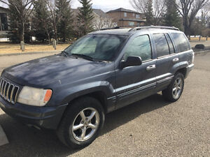 2003 Jeep Grand Cherokee Limited SUV, Crossover