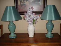 Set of Lamps Price Reduced