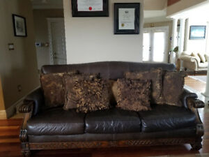 Living Room Set,Sofa,Loveseat,Chair,Coffee & End Tables,3 Trees