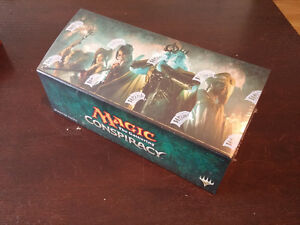 Sealed Magic the gathering Conspiracy Booster Box