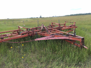 30 foot cultivator