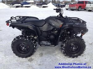 2015 Yamaha Grizzly 700 FI EPS - Special Edition