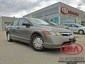 2008 Honda Civic DX-G | Sedan | Manual | AS-IS