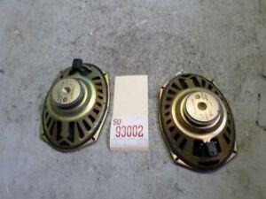 2001 Dodge Caravan Sport Left Right Rear Back Sound Speaker 29155