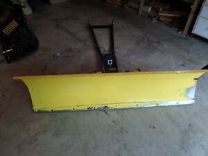 Snow Plow for Side by Side UTV
