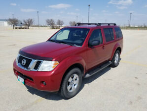 2008 Nissan Pathfinder SUV 4WD Safetied