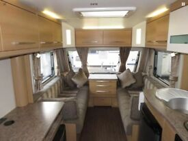 2011 compass Vantage 544 with fixed bunk beds and lots more