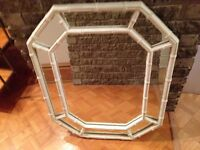 Bamboo inspired mirror $30