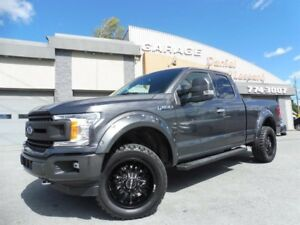 Ford F-150 4X4, XLT, SUPER CAB (KING CAB) SUPER LOOK , 3.5 2018