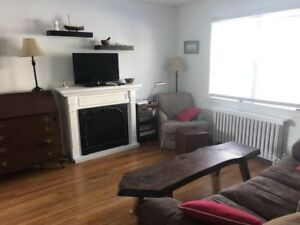 One bedroom in two bedroom condo September 1st