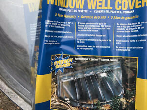 """40"""" window well cover  """"NEW"""""""