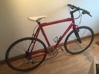 Trek 7.6 FX Hybrid bike