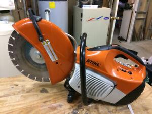 Stihl TS 420 Quick Cut