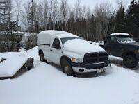 2004 Dodge Power Ram 2500 sl  DIESEL Pickup Truck