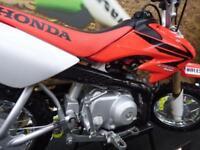 Honda CRF 50 Motocross Bike