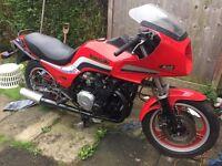 Kawasaki gpz1100a