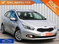 Kia Ceed 1.4 Crdi 1 2013 (63) • from £35.94 pw