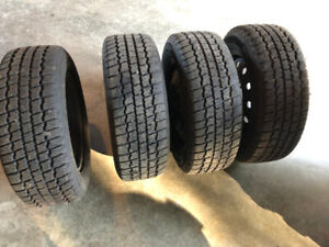 GM 225/60R16 SNOW TIRES FOR SALE