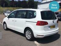 2015 Volkswagen Sharan 2.0 TDI CR BlueMotion Tech 140 SE 5dr DSG - MPV 7 Seats M