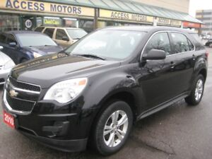 2010 Chevrolet Equinox, leather AWD, like new condition,