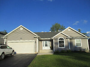 5 year old home in Moncton North's Little Brook Subdivision