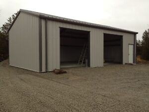 STEEL BUILDINGS & FOUNDATIONS COMPLETE D.I.Y PACKAGES London Ontario image 7