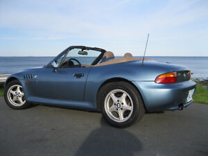 Supercharged 1997 BMW Z3 Convertible
