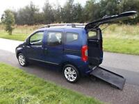 2011 Fiat Qubo Dynamic Multijet 1.3 Hdi, Diesel, 24k, WHEELCHAIR ACCESSIBLE WAV
