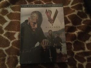 Vickings - Season 3- Still Sealed