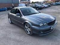 Jaguar X-TYPE 2.0D LE XS 4 DOOR - 2005 05-REG - 10 MONTHS MOT