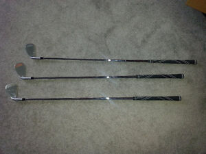 6-8-9 WILSON ULTRA IRONS (NEW IN WRAPPED PLASTIC)