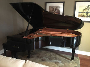 Yamaha Grand Piano C5 For Sale - FREE local delivery