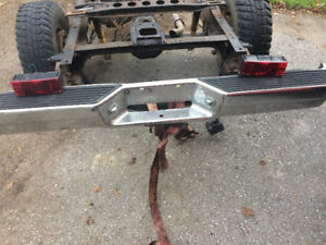 1992 dodge dakota 4x4 chassis part out