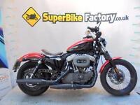 2010 10 HARLEY-DAVIDSON SPORTSTER XL 1200 NIGHTSTER